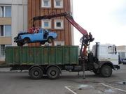 Прием металлолома,  черного лома,  отходов черных металлов в Атырау
