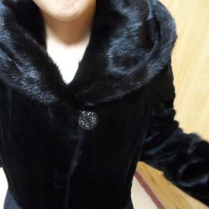 Женская норковая шуба элитной марки GIANO Furs Collection