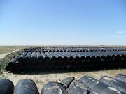 Труба б/у 1020х10,  35 000 тенге за тонну,  10 000 тн,  срочно!